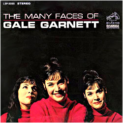 Image of random cover of Gale Garnett