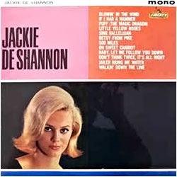 Cover image of Jackie De Shannon