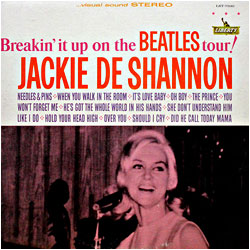 Cover image of Breakin' It Up On The Beatles Tour