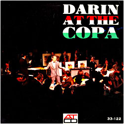 Cover image of Darin At The Copa