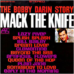 Cover image of The Bobby Darin Story