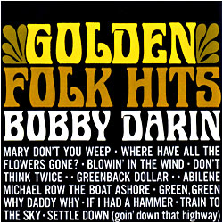 Cover image of Golden Folk Hits