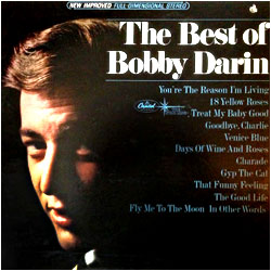 Cover image of The Best Of Bobby Darin