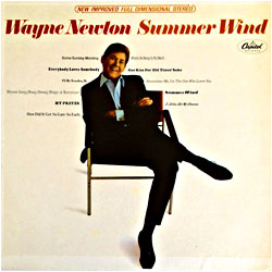 Cover image of Summer Wind
