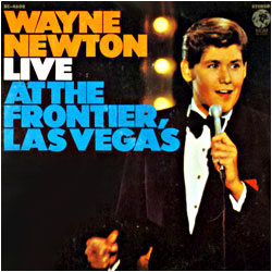Cover image of Live At The Frontier Las Vegas