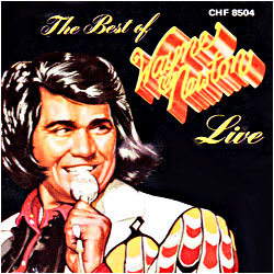 Cover image of The Best Of Wayne Newton Live