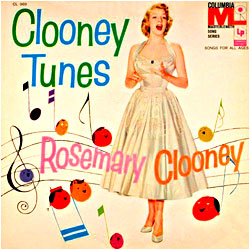 Clooney Tunes - image of cover