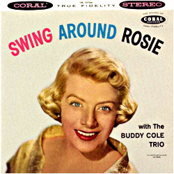 Swing Around Rosie - image of cover