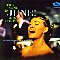 Cover image of The Song Is June