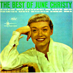 Cover image of The Best Of June Christy