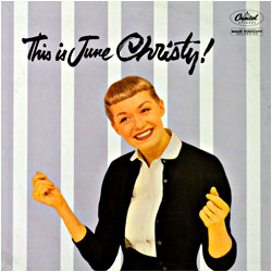 Cover image of This Is June Christy