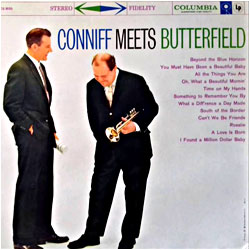 Cover image of Conniff Meets Butterfield