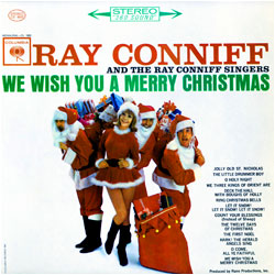 Cover image of We Wish You A Merry Christmas