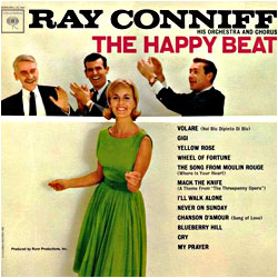 Cover image of The Happy Beat