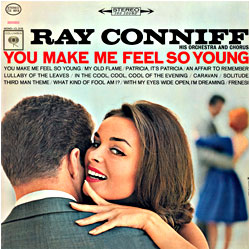 Cover image of You Make Me Feel So Young
