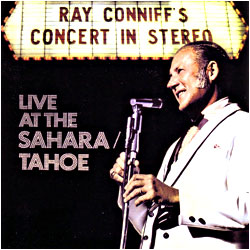 Cover image of Live At The Sahara / Tahoe
