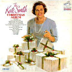 Cover image of The Kate Smith Christmas Album