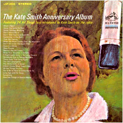 Cover image of The Kate Smith Anniversary Album
