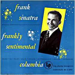 Cover image of Frankly Sentimental