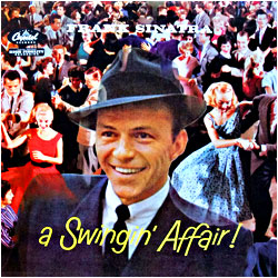Cover image of A Swingin' Affair