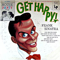 Cover image of Get Happy