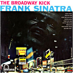 Cover image of The Broadway Kick