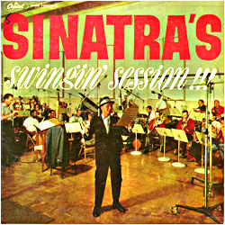 Cover image of Swingin' Session