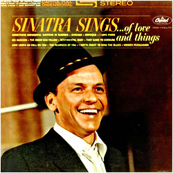 Cover image of Sings Of Love And Things