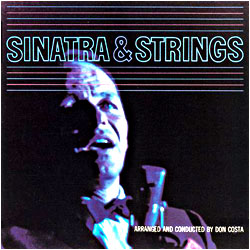 Cover image of Sinatra And Strings