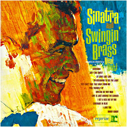 Cover image of Sinatra And Swingin' Brass