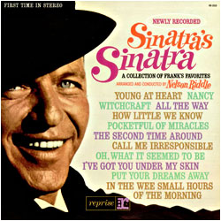 Image of random cover of Frank Sinatra