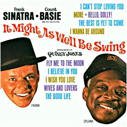 Cover image of It Might As Well Be Swing