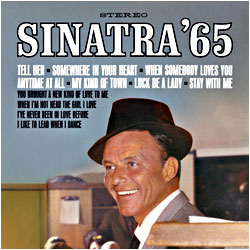 Cover image of Sinatra '65