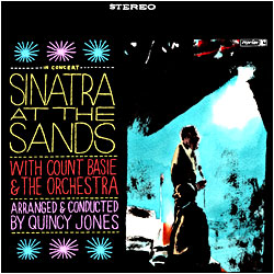 Cover image of Sinatra At The Sands
