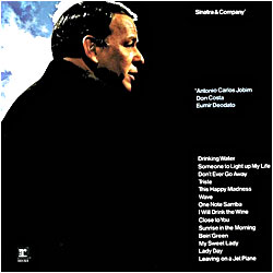 Cover image of Sinatra And Company