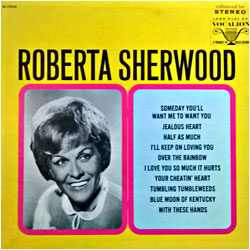 Cover image of Roberta Sherwood