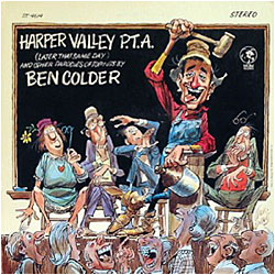 Cover image of Harper Valley P.T.A.