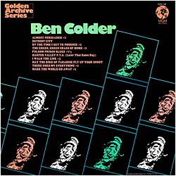 Cover image of Ben Colder