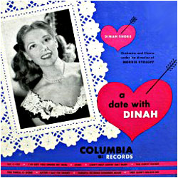Cover image of A Date With Dinah