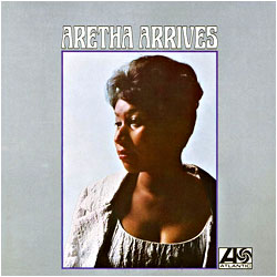 Cover image of Aretha Arrives