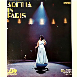 Cover image of Aretha In Paris
