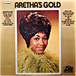 Cover image of Aretha's Gold