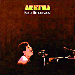 Cover image of At Fillmore West