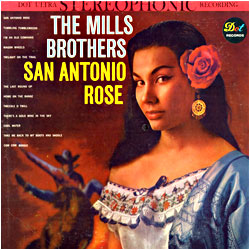 San Antonio Rose - image of cover