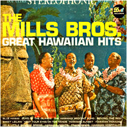 Image of random cover of Mills Brothers