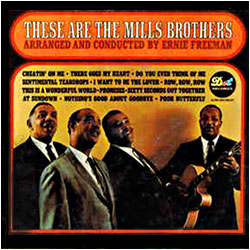 Cover image of These Are The Mills Brothers