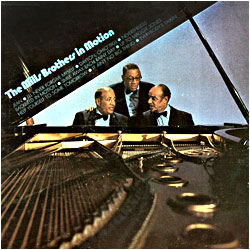 Cover image of The Mills Brothers In Motion