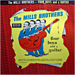 Cover image of Four Boys And A Guitar