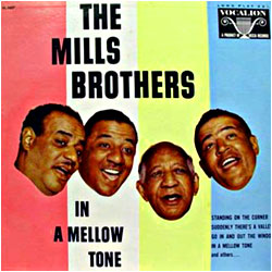 Cover image of In A Mellow Tone