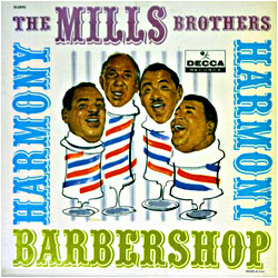 Cover image of Barbershop Harmony